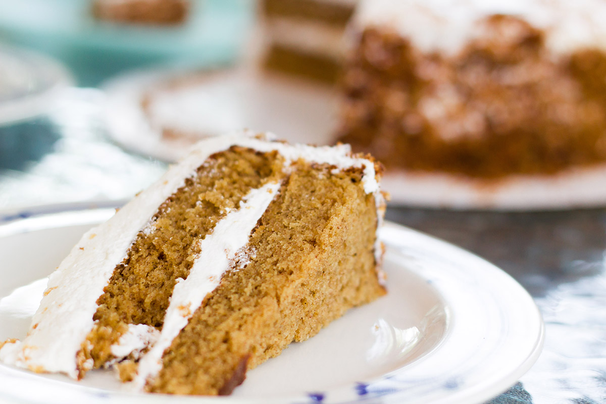 Emeril Spice Cake